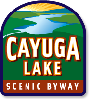 cayuga scenic byway logo