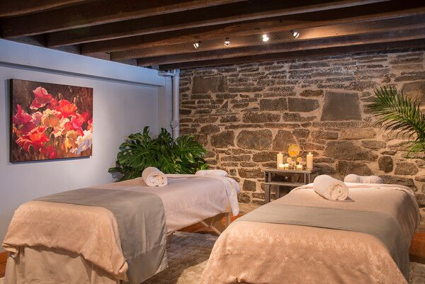 Massage Room at Gothic Eves Spa