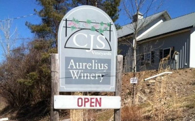 CJS Vineyards & Aurelius Winery