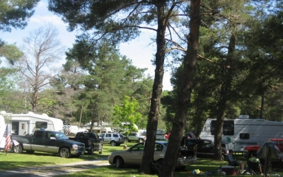 Pinecreek Campground