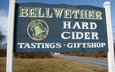 Bellwether Hard Cider and Wine Cellars