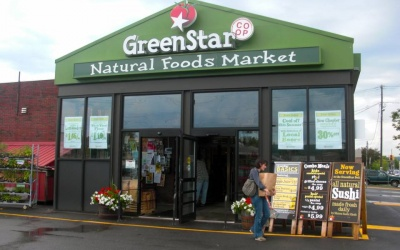 GreenStar Co-op Market