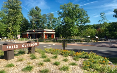 Taughannock Overlook Visitors Center