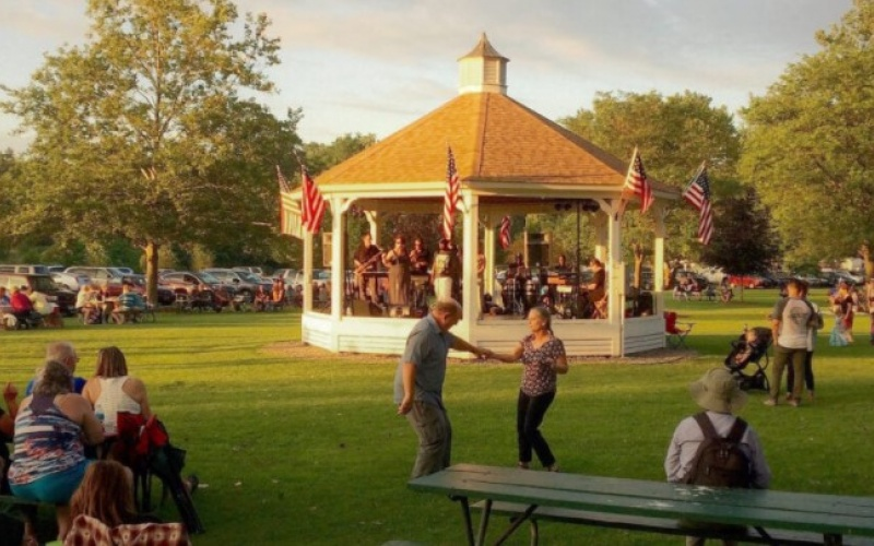 Myers Point Summer Concerts