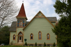 Historic Church & Carriage House of Ellis Hollow