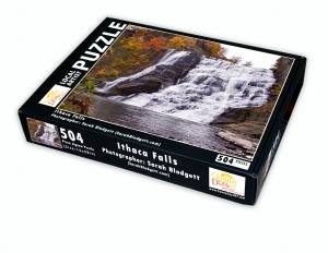 Waterfall book sold at Sunny Days