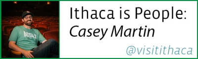 Ithaca is People: Casey Martin