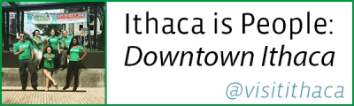 Ithaca is People: Downtown Ithaca