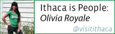 Ithaca is People: Olivia Royale