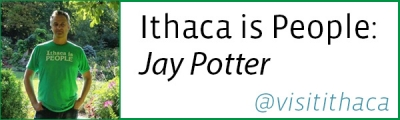 Ithaca is People: Jay Potter