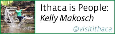 Ithaca is People: Kelly Makosch