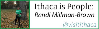 Ithaca is People: Randi Millman-Brown