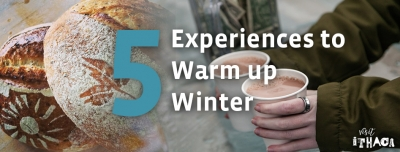 5 Experiences to Warm up Winter