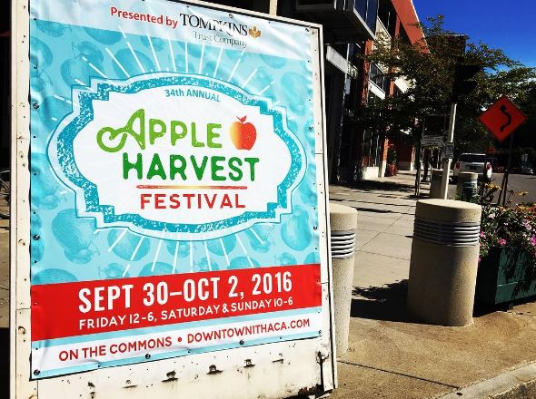 Ithaca Apple Harvest Festival 2016