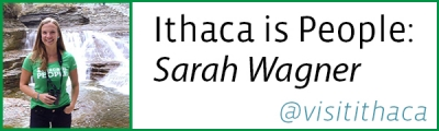 Ithaca is People: Sarah Wagner